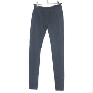 "Blue Connect. (4) 29""L Gray Stretch Skinny Pants"